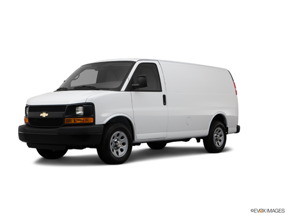 2012 Chevrolet Express 2500 Cargo Diesel Regular Photo