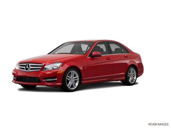 2012 Mercedes-Benz C-Class C300 4MATIC Luxury Photo