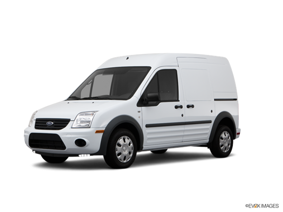 2012 Ford Transit Connect Cargo XLT  Photo