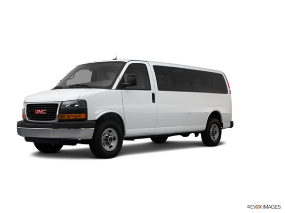 2012 GMC Savana 3500 Passenger LT Diesel Extended Photo