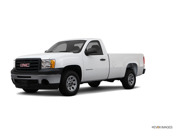 2012 GMC Sierra 1500 Regular Cab SLE  Photo