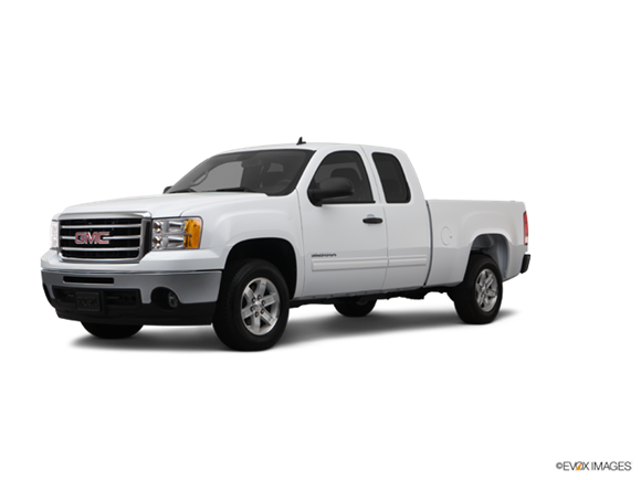 2012 GMC Sierra 1500 Extended Cab SLT  Photo
