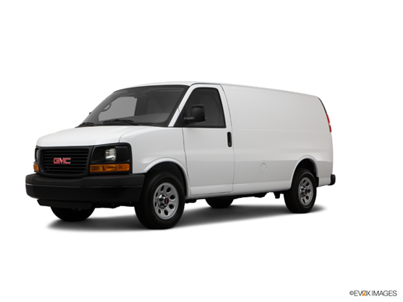 2012 GMC Savana 2500 Cargo Diesel Extended Photo