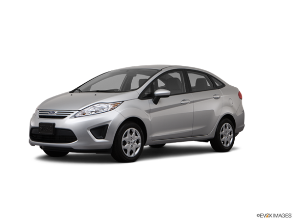 2012 Ford Fiesta S  Photo