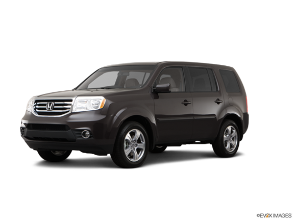 2012 Honda Pilot EX-L Photo