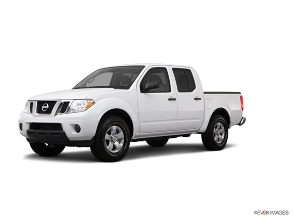 2012 Nissan Frontier Crew Cab SL  Photo