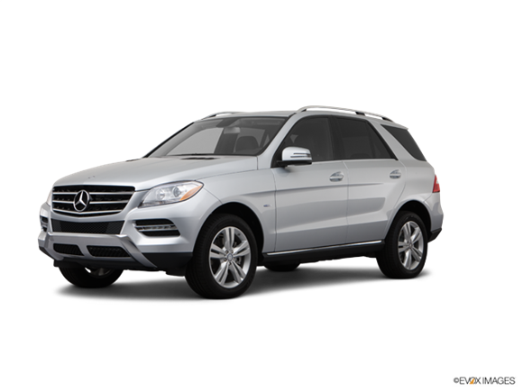2012 Mercedes-Benz M-Class ML550 4MATIC Photo