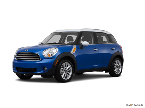 2013 MINI Cooper Countryman John Cooper Works ALL4  Photo