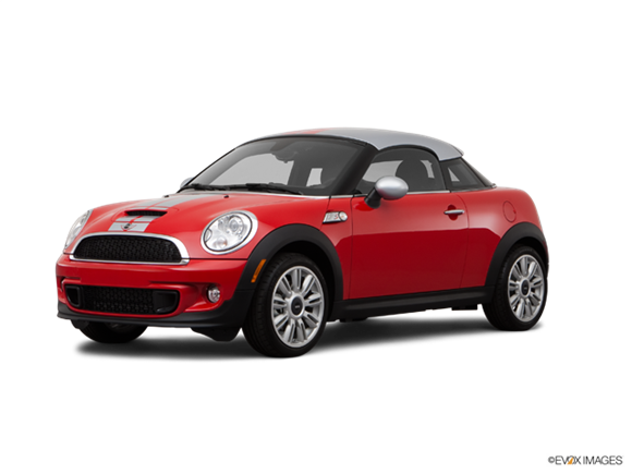 2012 MINI Cooper Coupe S  Photo