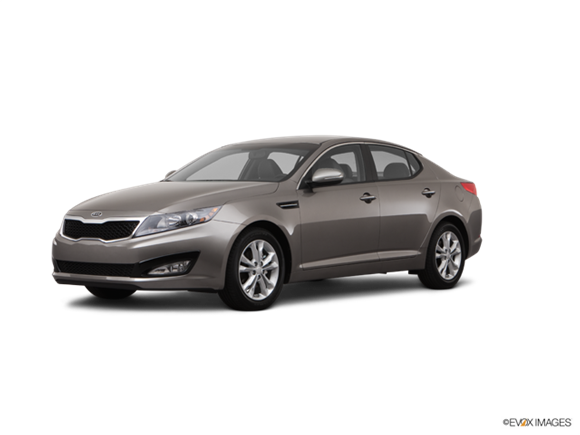 2012 Kia Optima EX  Photo