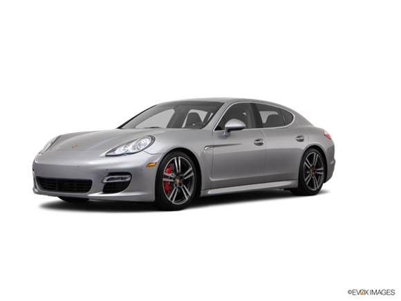 2012 Porsche Panamera Turbo S Gran Turismo Photo