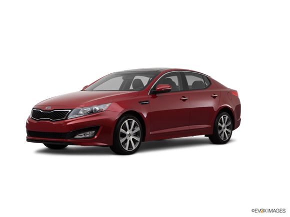 2012 Kia Optima SX  Photo