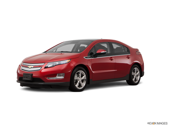 2012 Chevrolet Volt  Photo