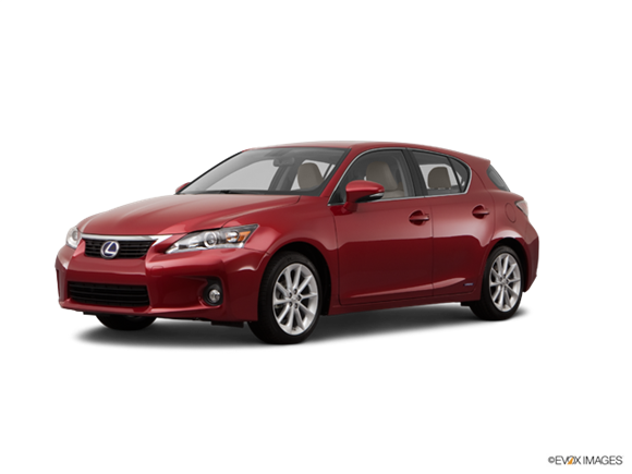 2012 Lexus CT 200h F Sport Special Edition  Photo