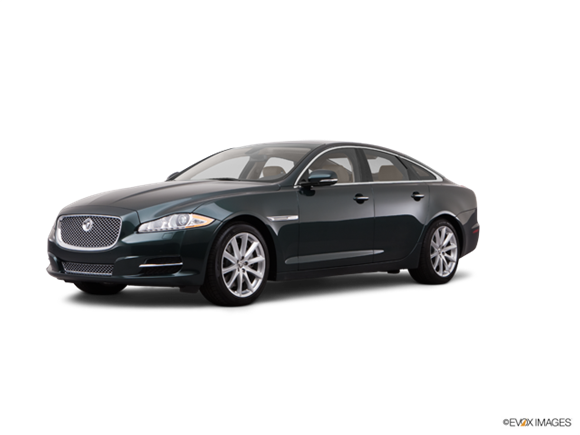 2012 Jaguar XJ Series XJL Supersport Photo