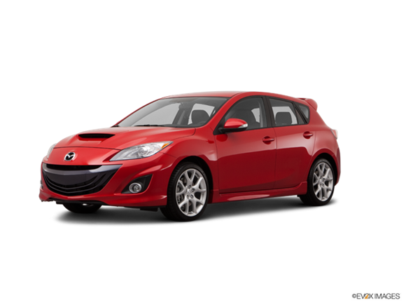 2012 Mazda MAZDA3 MAZDASPEED3 Touring Photo