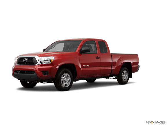 2012 Toyota Tacoma Access Cab  Photo
