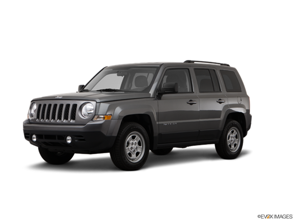 2012 Jeep Patriot Limited  Photo