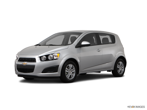 2012 Chevrolet Sonic LS  Photo