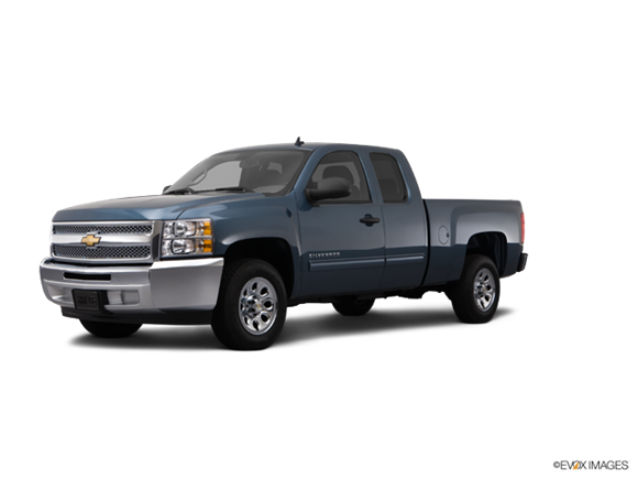 2012 Chevrolet Silverado 1500 Extended Cab LT  Photo