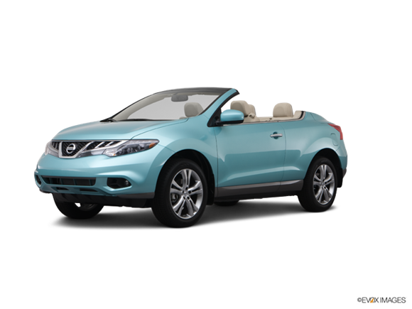 2013 Nissan Murano CrossCabriolet  Photo