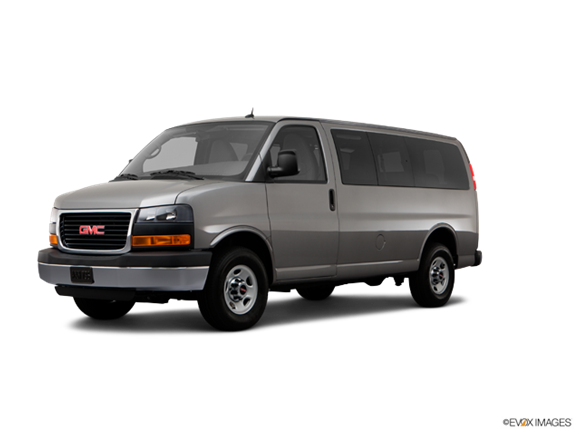 2013 GMC Savana 3500 Passenger LT Diesel Regular  Photo