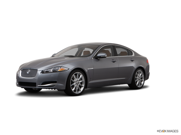 2012 Jaguar XF Supercharged Photo
