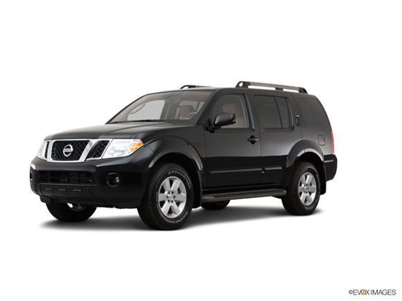 2012 Nissan Pathfinder LE  Photo