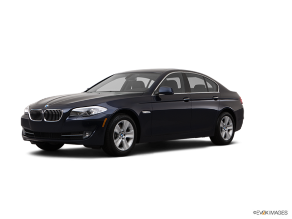 2013 BMW 5 Series 550i xDrive  Photo