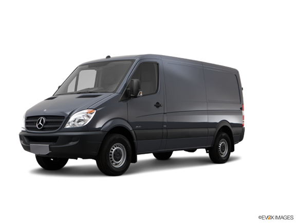 2012 Mercedes-Benz Sprinter 2500 Passenger  Photo