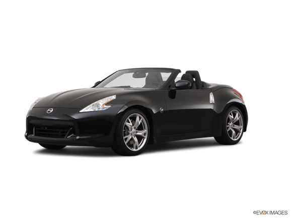 2012 Nissan 370Z Touring  Photo