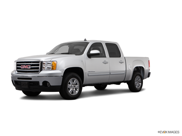 2012 GMC Sierra 1500 Crew Cab SLT  Photo