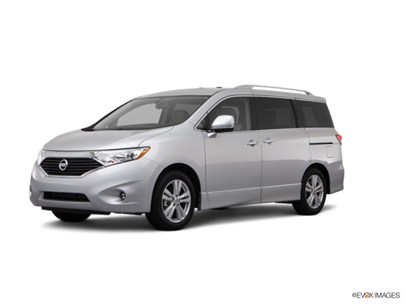 2012 Nissan Quest LE  Photo