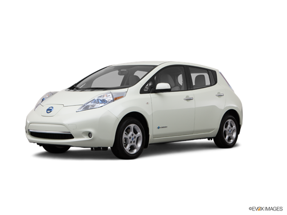 2012 Nissan LEAF SV  Photo