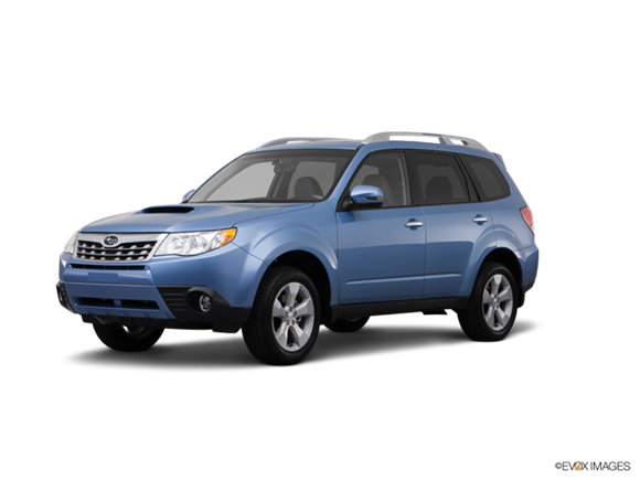 2012 Subaru Forester 2.5XT Touring  Photo