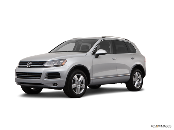 2012 Volkswagen Touareg Hybrid  Photo