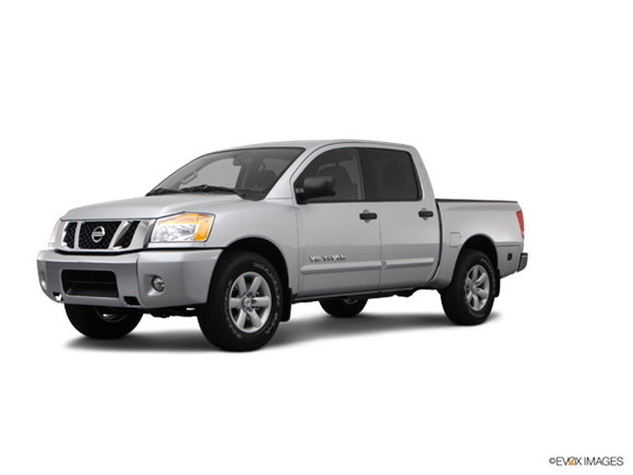2012 Nissan Titan Crew Cab SL  Photo