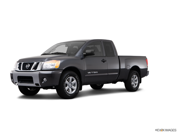 2012 Nissan Titan King Cab SV  Photo
