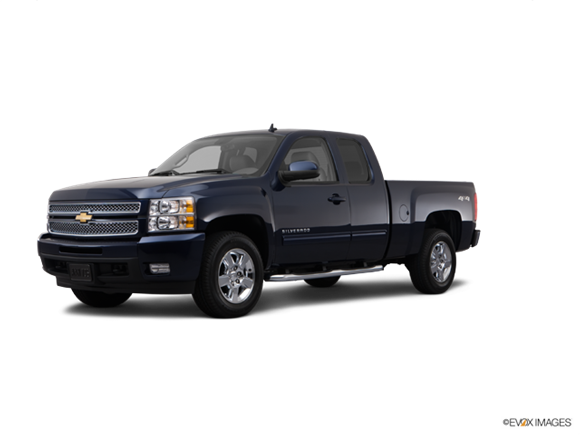 2012 Chevrolet Silverado 1500 Extended Cab LTZ  Photo