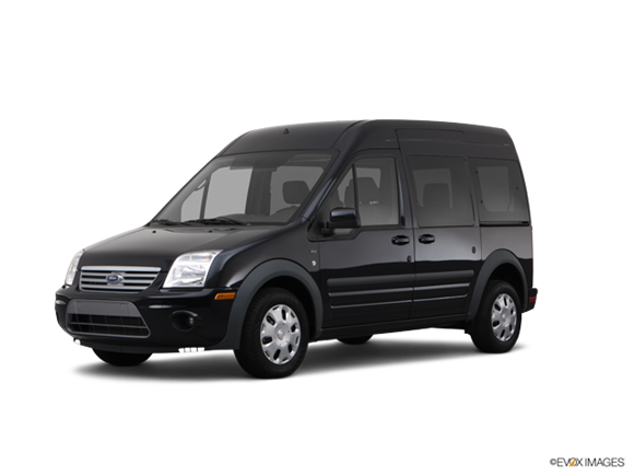 2012 Ford Transit Connect Passenger XLT  Photo