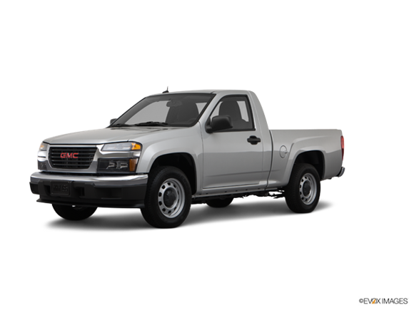 2012 GMC Canyon Regular Cab SLE  Photo