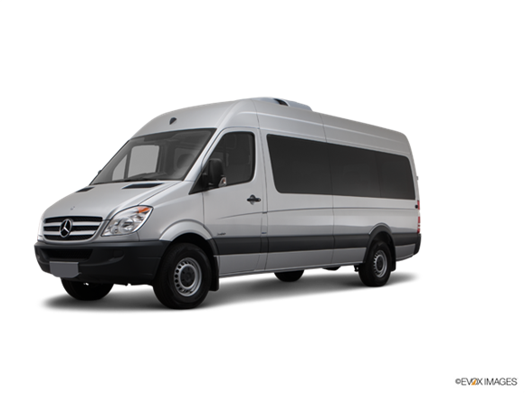 2012 Mercedes-Benz Sprinter 3500 Cargo  Photo