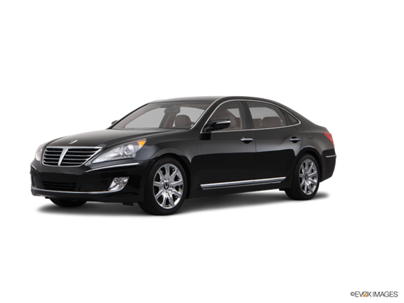 2012 Hyundai Equus Ultimate Photo