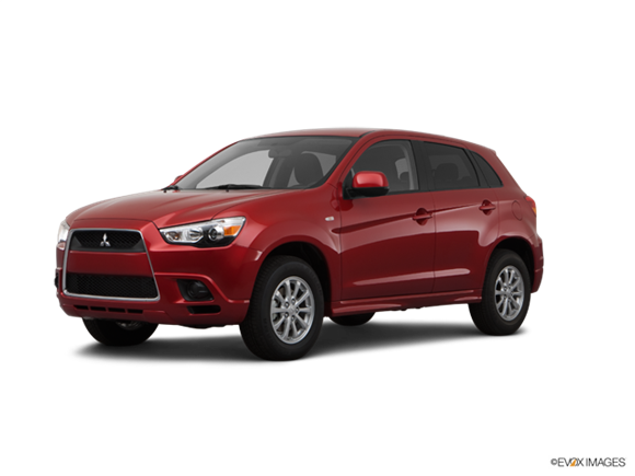 2012 Mitsubishi Outlander Sport ES  Photo