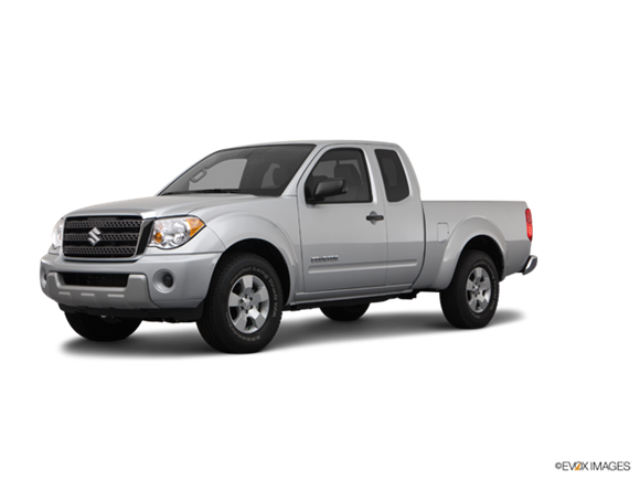 2012 Suzuki Equator Extended Cab Comfort  Photo
