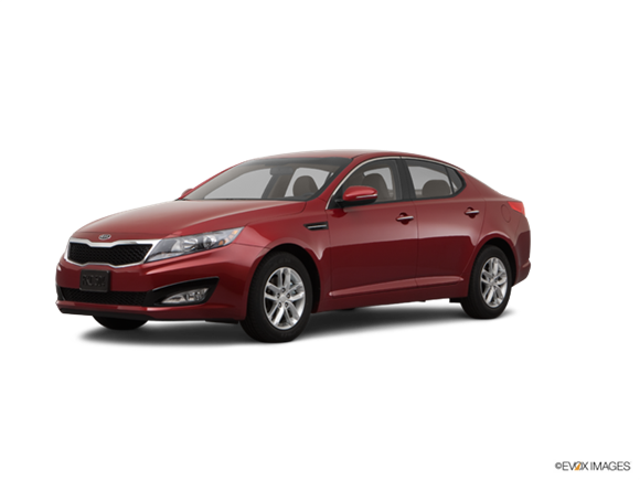 2012 Kia Optima LX  Photo