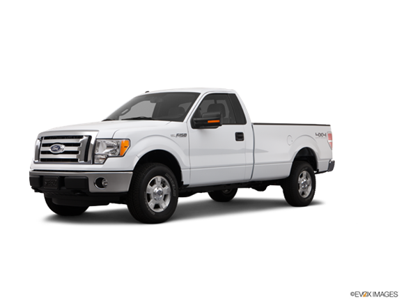 2012 Ford F150 Regular Cab XLT  Photo