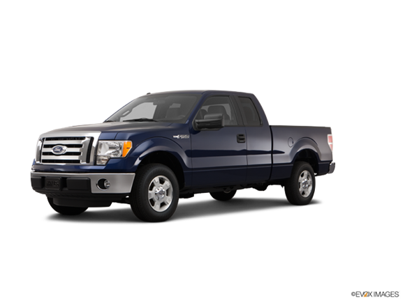 2012 Ford F150 Super Cab Lariat  Photo