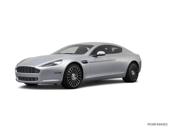 2012 Aston Martin Rapide Luxe  Photo