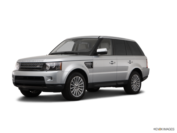 2012 Land Rover Range Rover Sport Supercharged  Photo